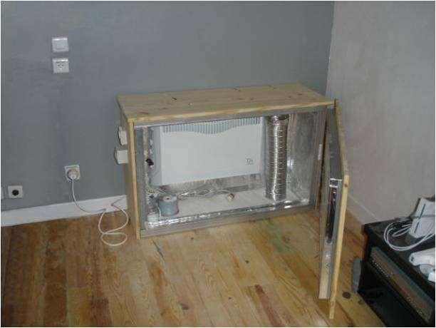 Appartement radiateur