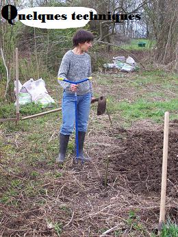 Quelques exemples de techniques utilis es en permaculture for Exemple potager permaculture